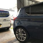 Vauxhall Corsa Global Window Tint