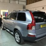 Volvo XC90 Window Tint