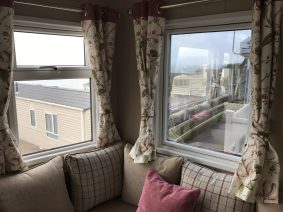 Static Caravan Privacy Film