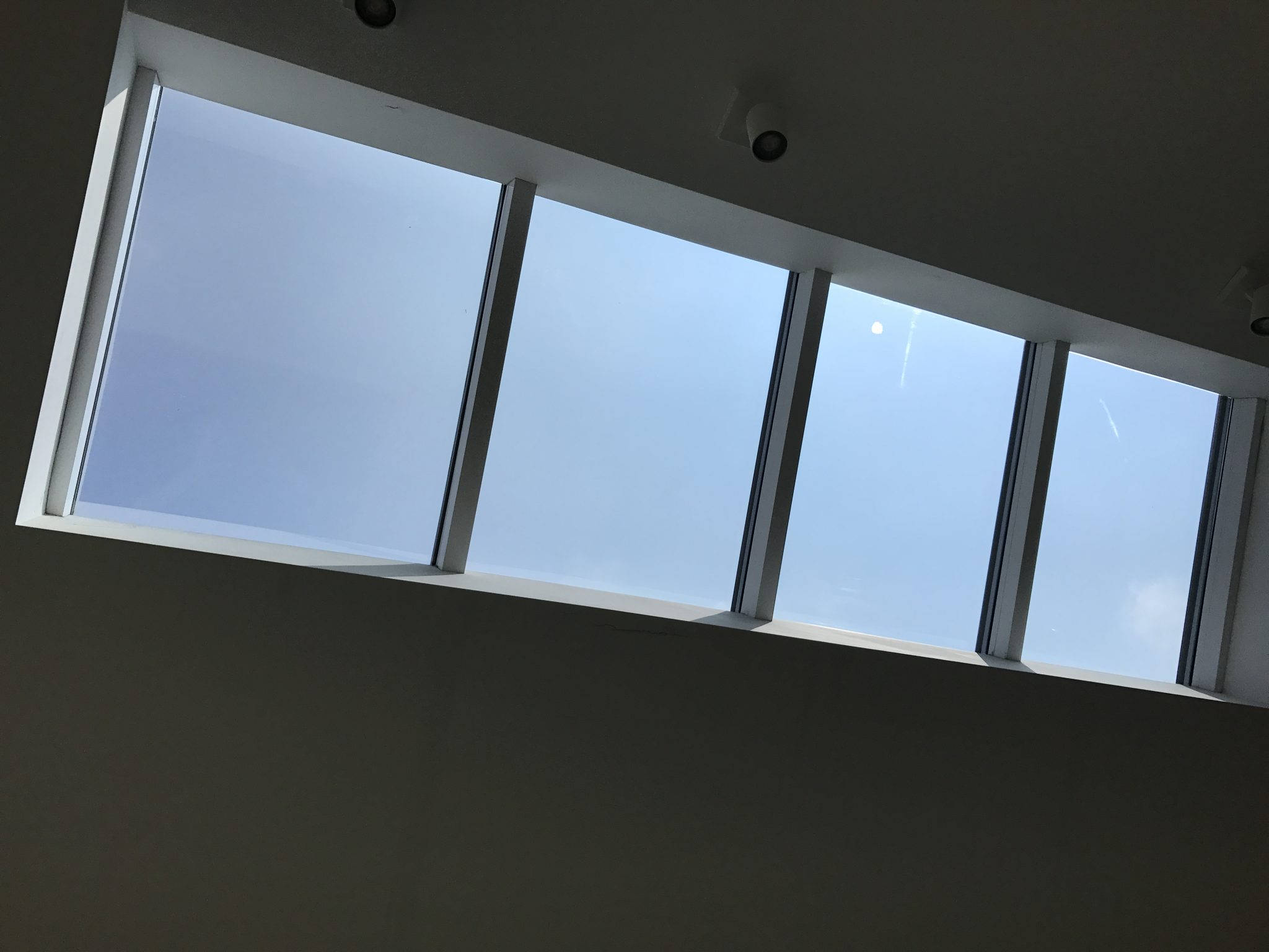 Perlite Window Tinting Skylights Installed