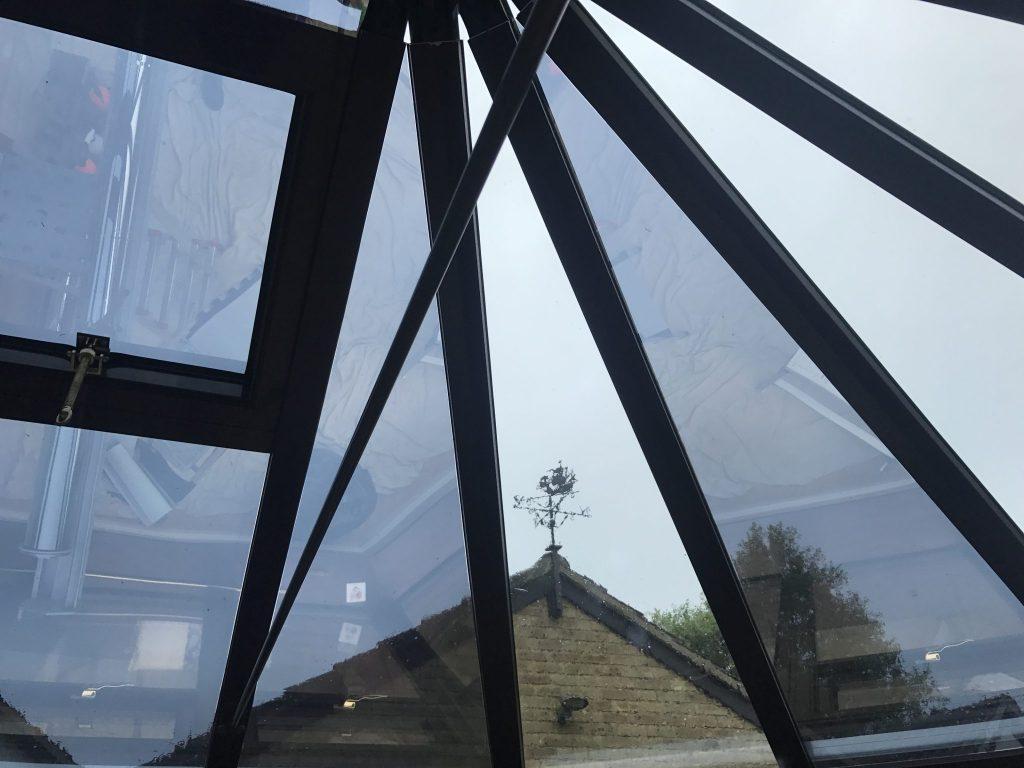Conservatory Solar Control