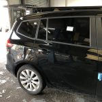Vauxhall Zafira Window Tinting