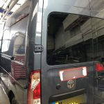 Vauxhall Movano Window Tint