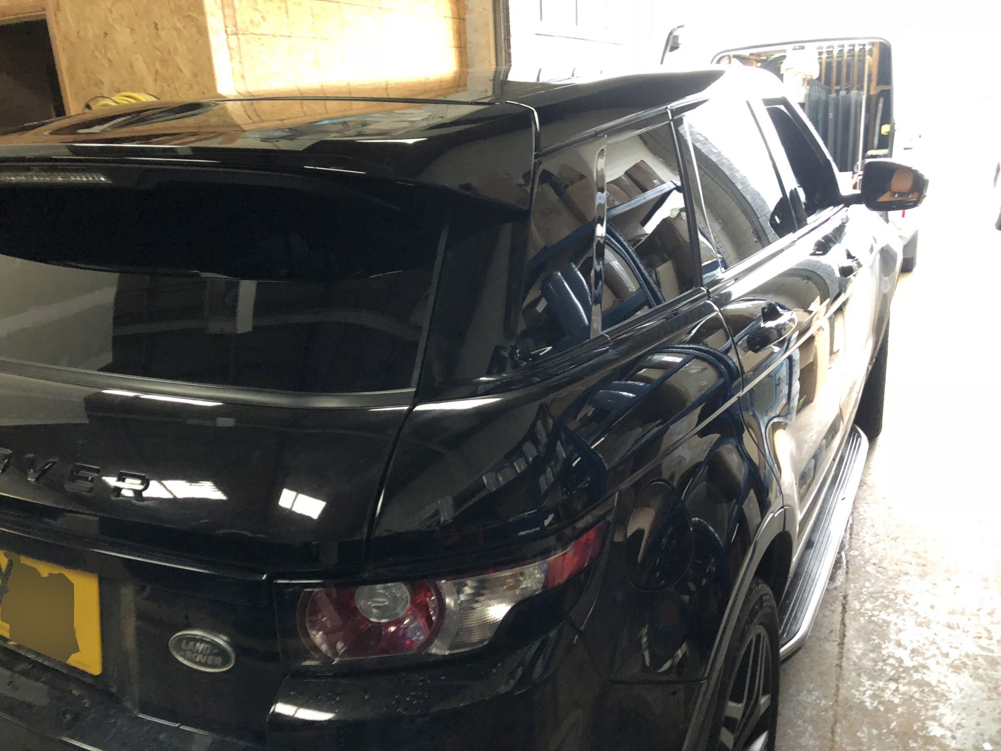 Evoque Window Tint Global QDP 05