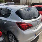 Corsa 5dr Window Tint Global QDP 05