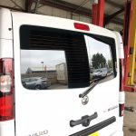 Vauxhall Vivaro Global QDP 05 Limo Black Tint