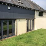 Solargard Silver 50 Barn Conversion Window Tint