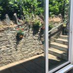Privacy Film on Double Glazed Doors