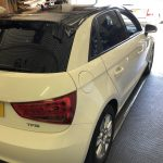 Audi A1 Car Window Tinting