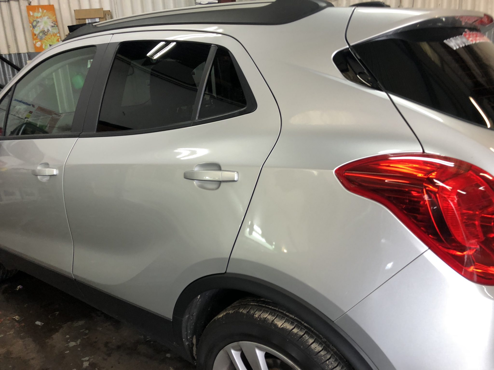 Mokka Car Window Tint Global QDP