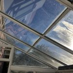 Glare Reduction Window Film for Conservatories Johnsons Nightscape Window Film