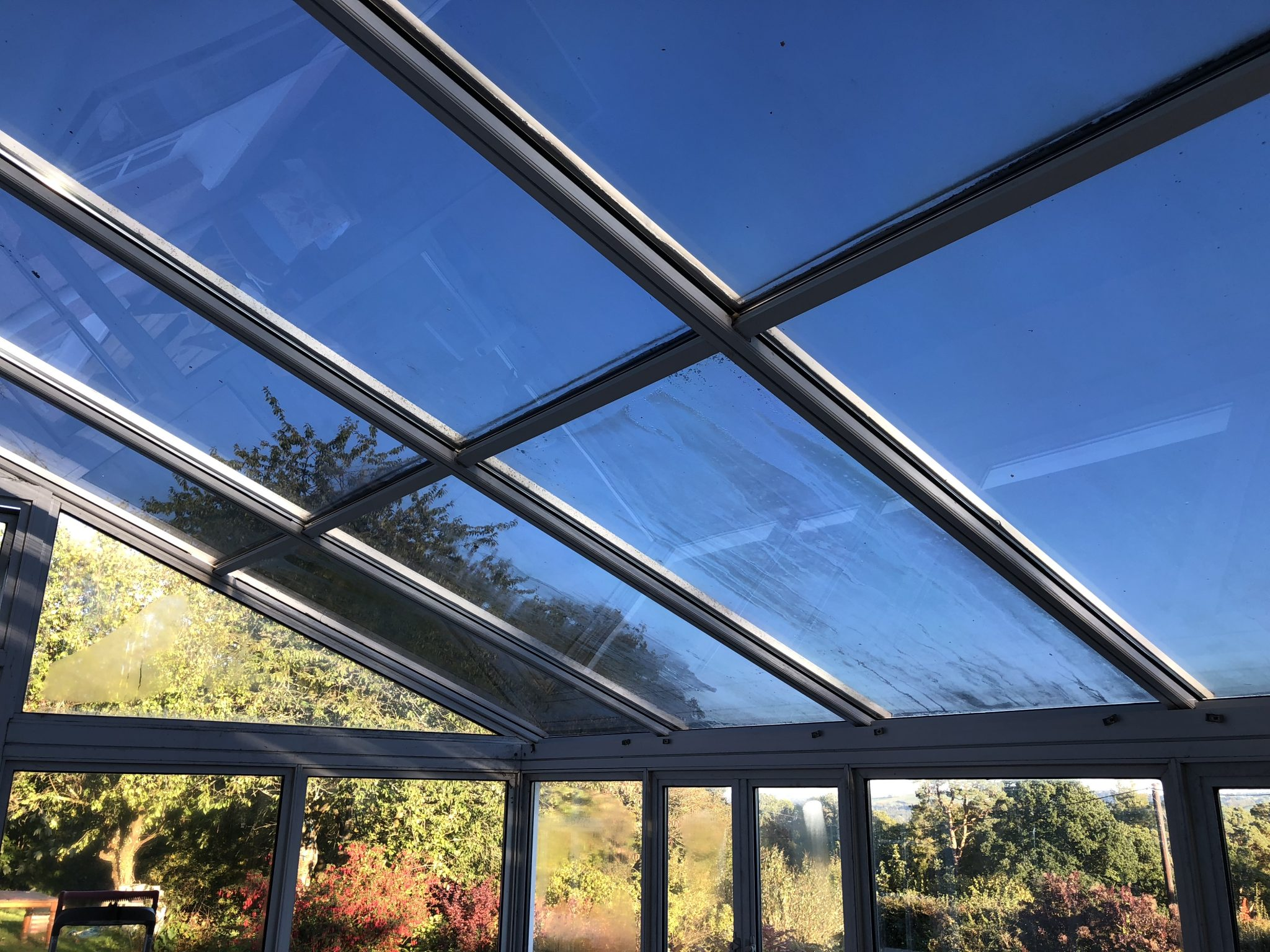 Johnsons Nightscape Window Film New Nightscape Window Film for Conservatories