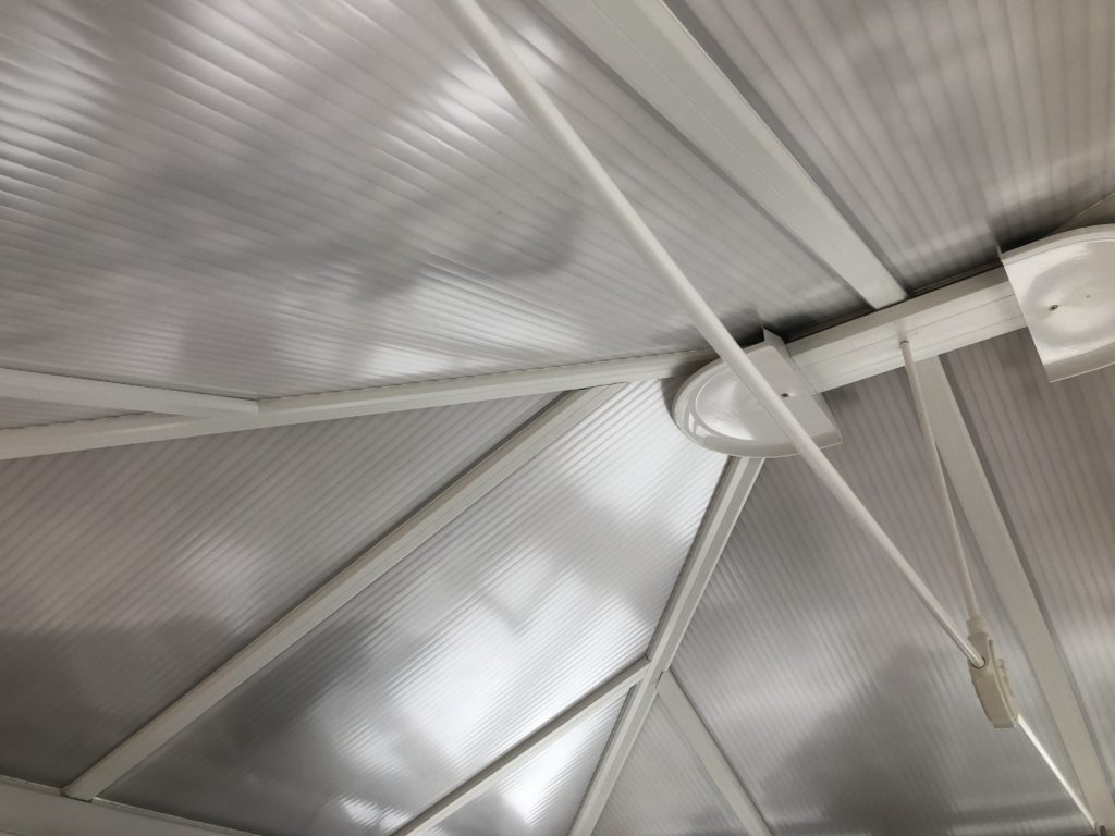CoolKote Conservatory Roof, Window film for Polycarbonate