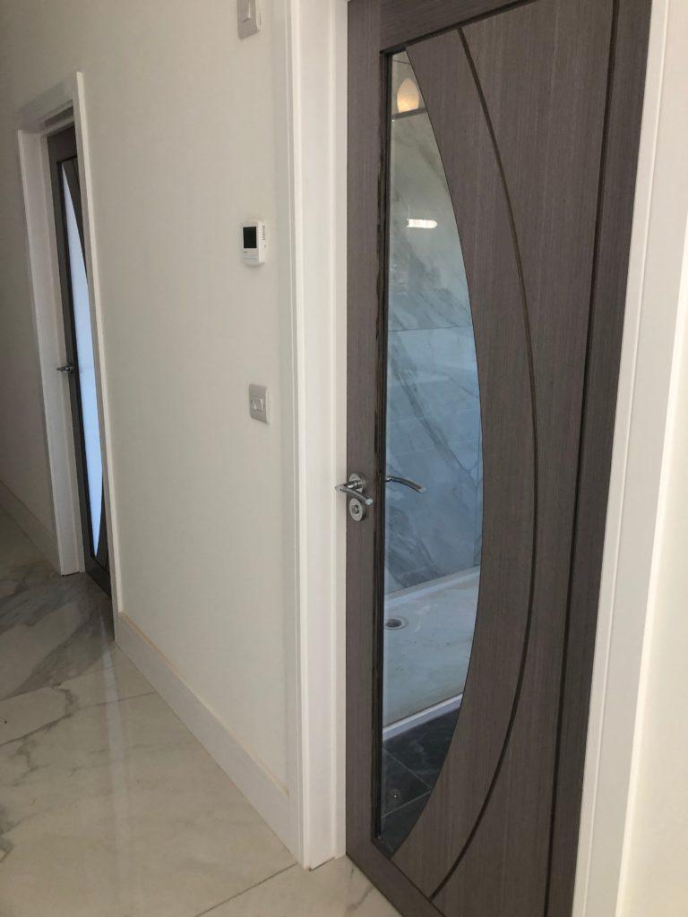 Internal Door Plain Glass