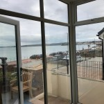 Solargard Silver 50 Window Film Channel View Hotel in Paignton