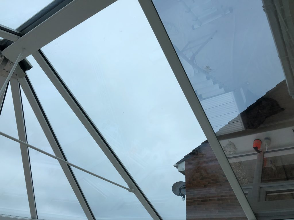 Conservatory Tint Medium for Glare Reduction