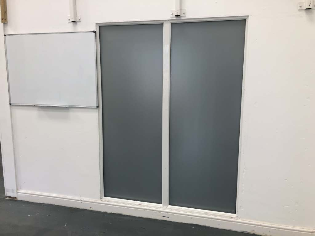 Matte Privacy Film for Offices