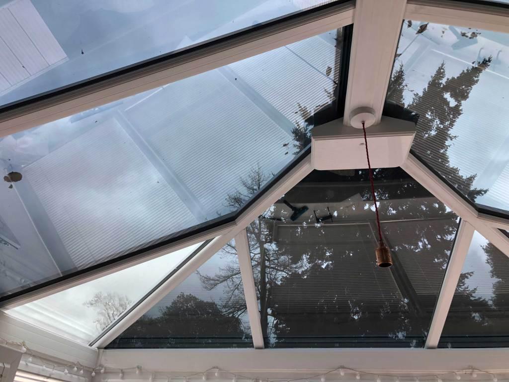 Conservatory Roof Titan Duo Window Film