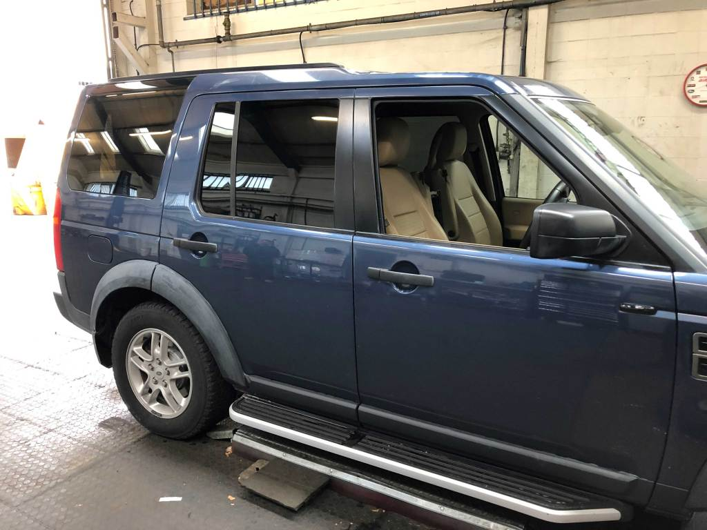 Discovery Global QDP Window Tint