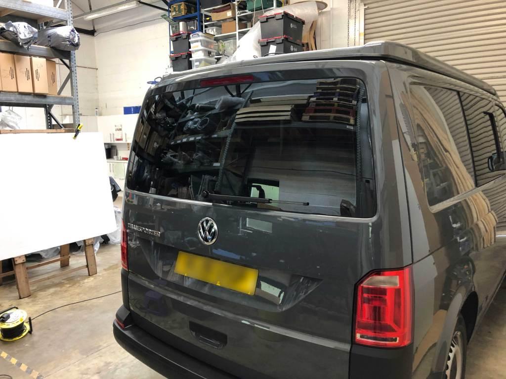 VW T6 Rear Window Global QDP Tint