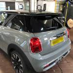 BMW Mini Global QDP Window Tinting