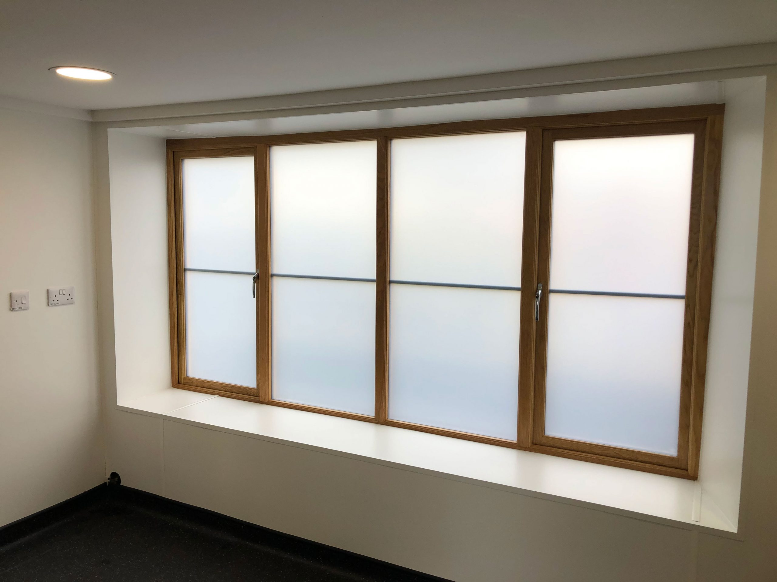 Kitchen Frosted Window Film