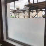 Frosted Film in Newton Abbot