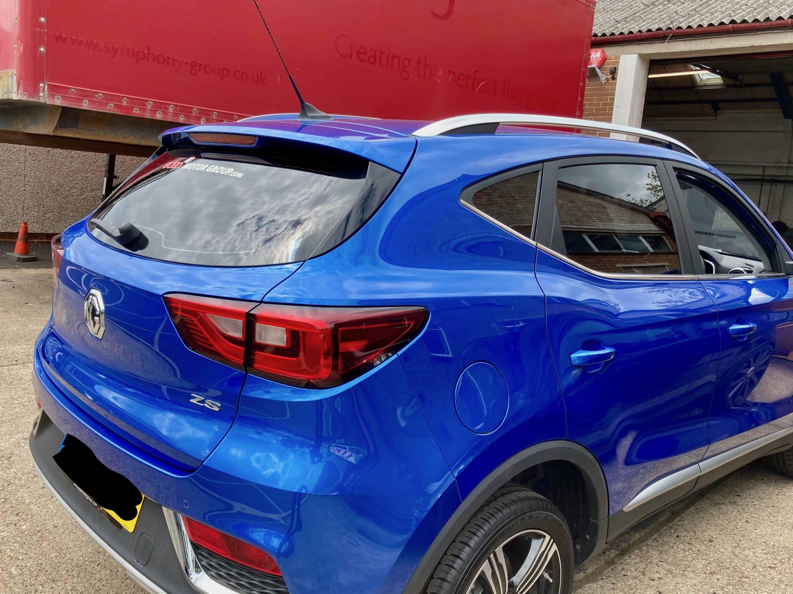 Global QDP MG ZS Car Tint