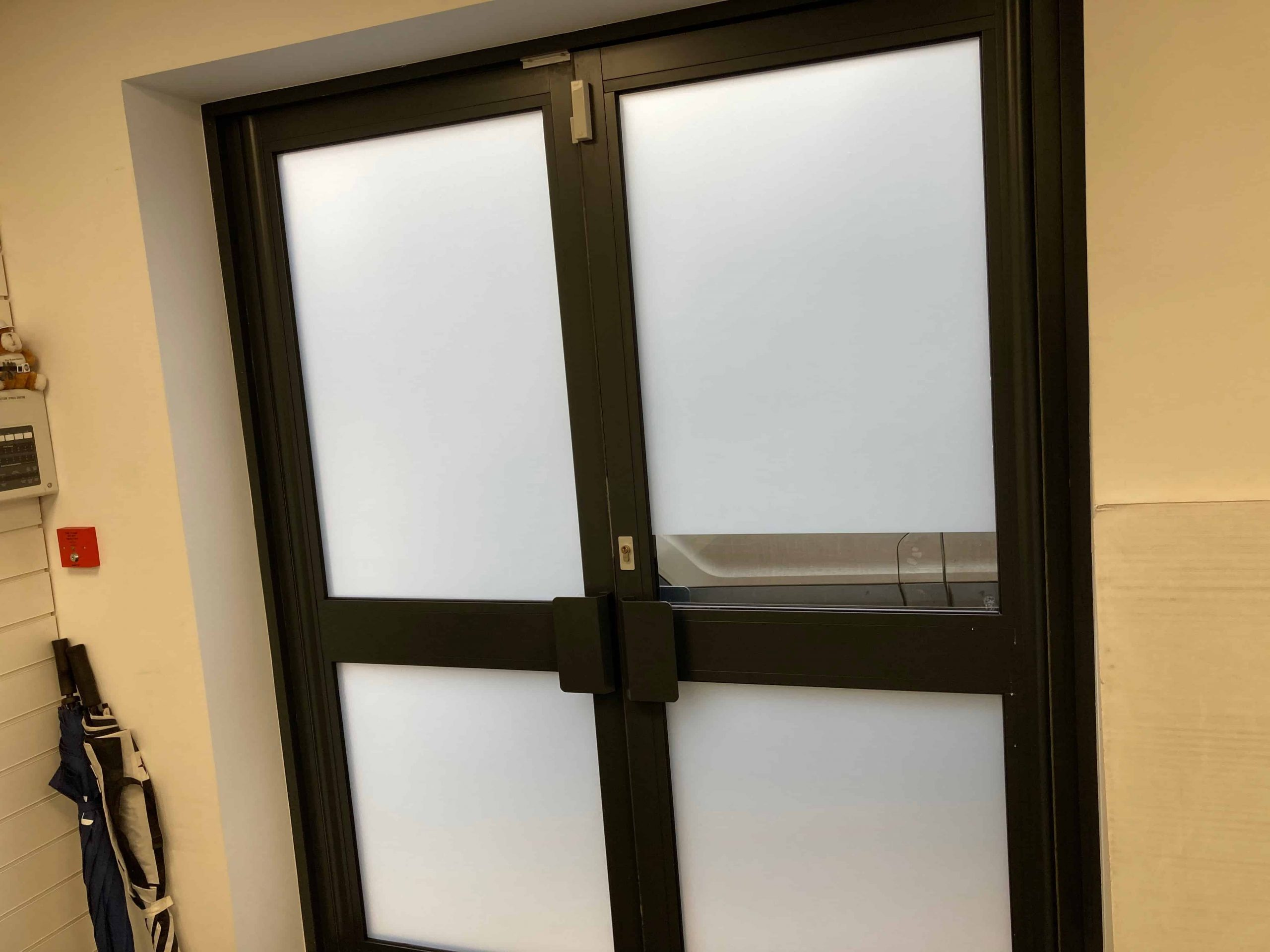 Frosted Window Film Tiverton