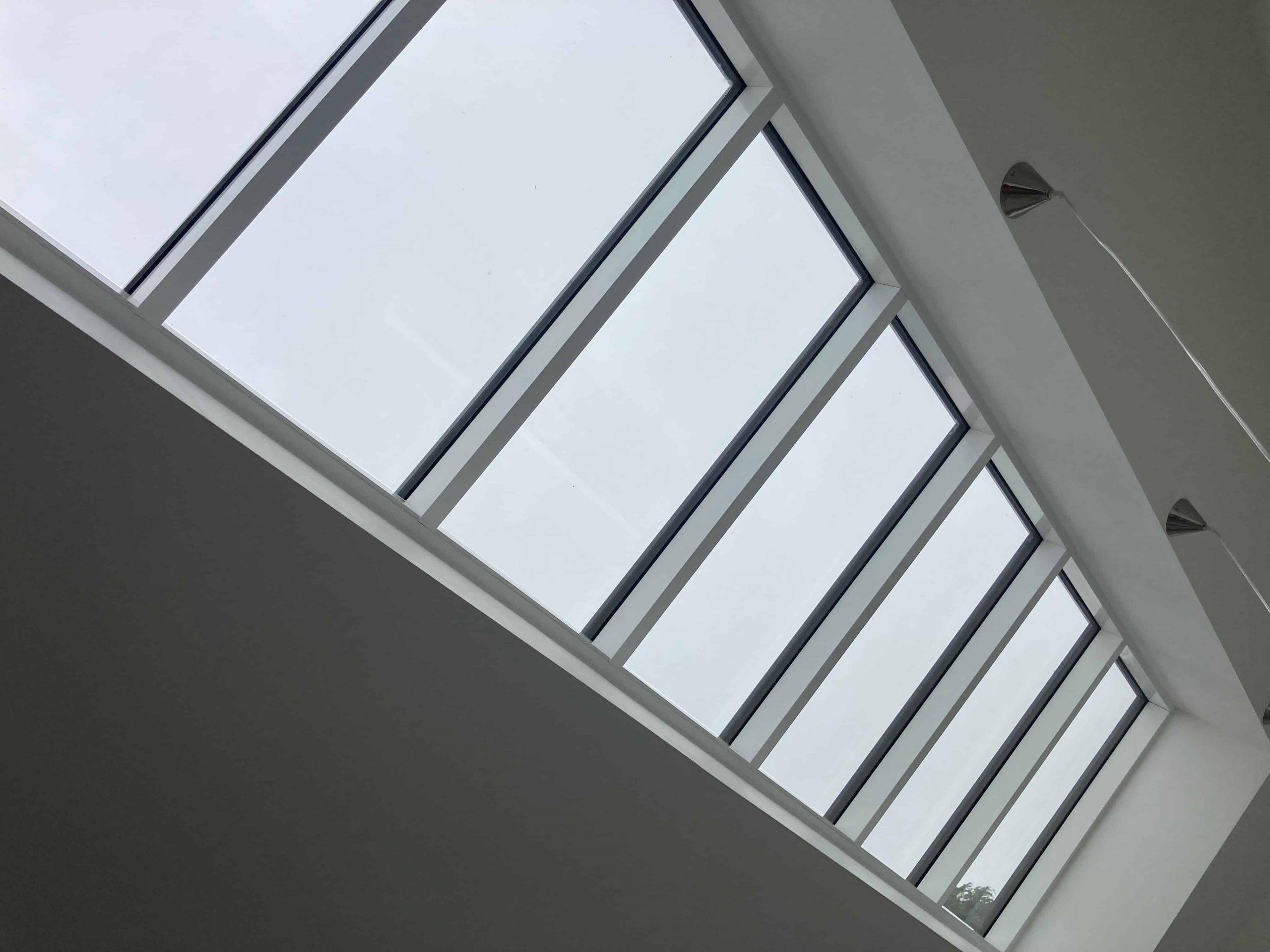 Clear Solar Control Window Film