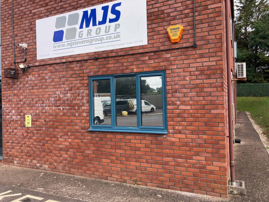 TLM Office Privacy Film Exeter