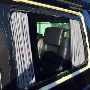 Leaking Transporter Window