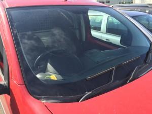 Peugeot Partner Windscreen