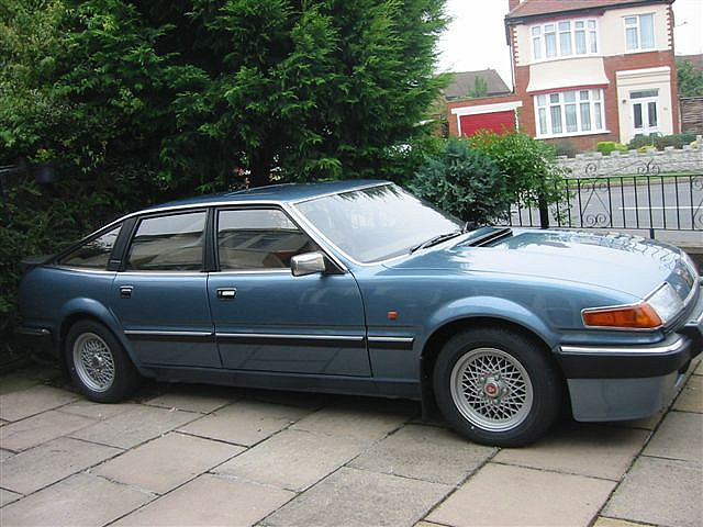 rover sd1 windscreen replacement