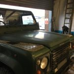 Land Rover 110 Windscreen
