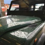 Land Rover Defender Windscreen