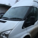 Ford Transit Heated Windscreen