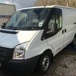 Ford Transit Windscreen Replacement