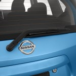 Nissan Note Rear Window