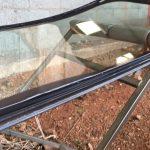 BMW Mini Cooper Leaking Windscreen - Urethane missing aperture