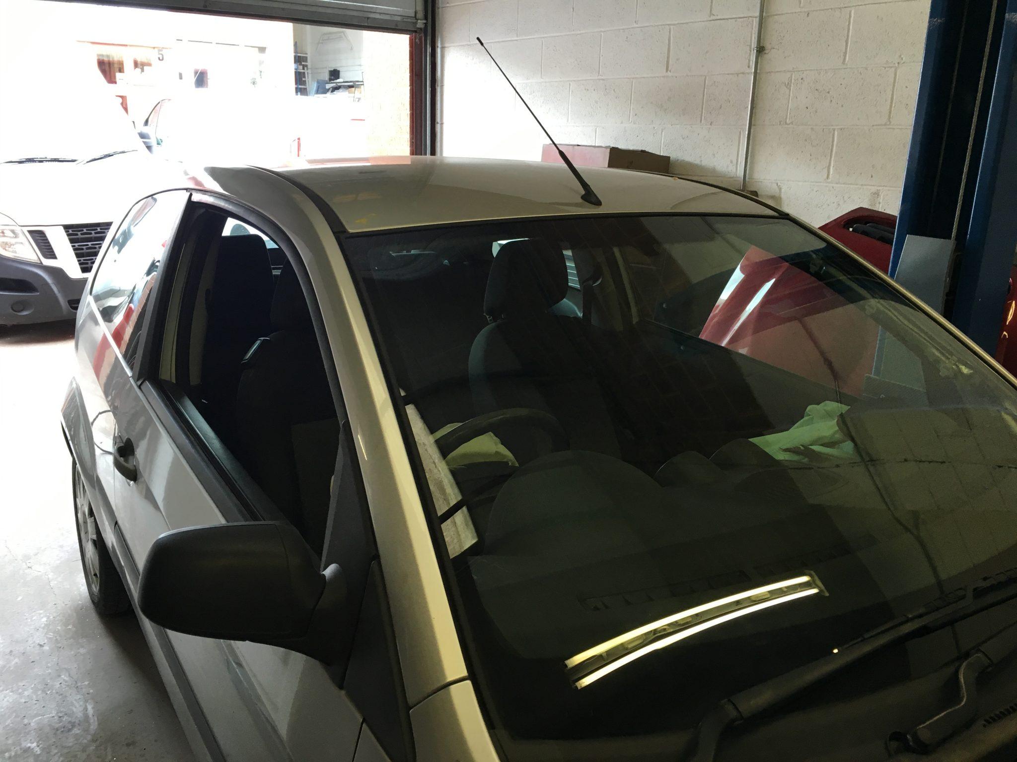 Ford Fiesta Windscreen Replacement