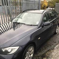 2008 BMW 3 Series Windscreen
