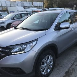 2014 Honda CR-V Windscreen Replacement