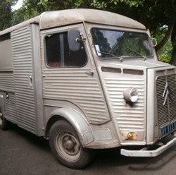 Citroen HY Windscreen Rubber