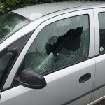 Vauxhall Meriva Door Glass