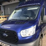 2014 Ford Transit Replacement Windscreen