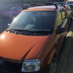 Fiat Panda Replacement Windscreen