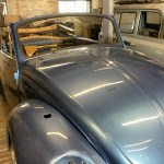 VW Beetle 1302 Windscreen