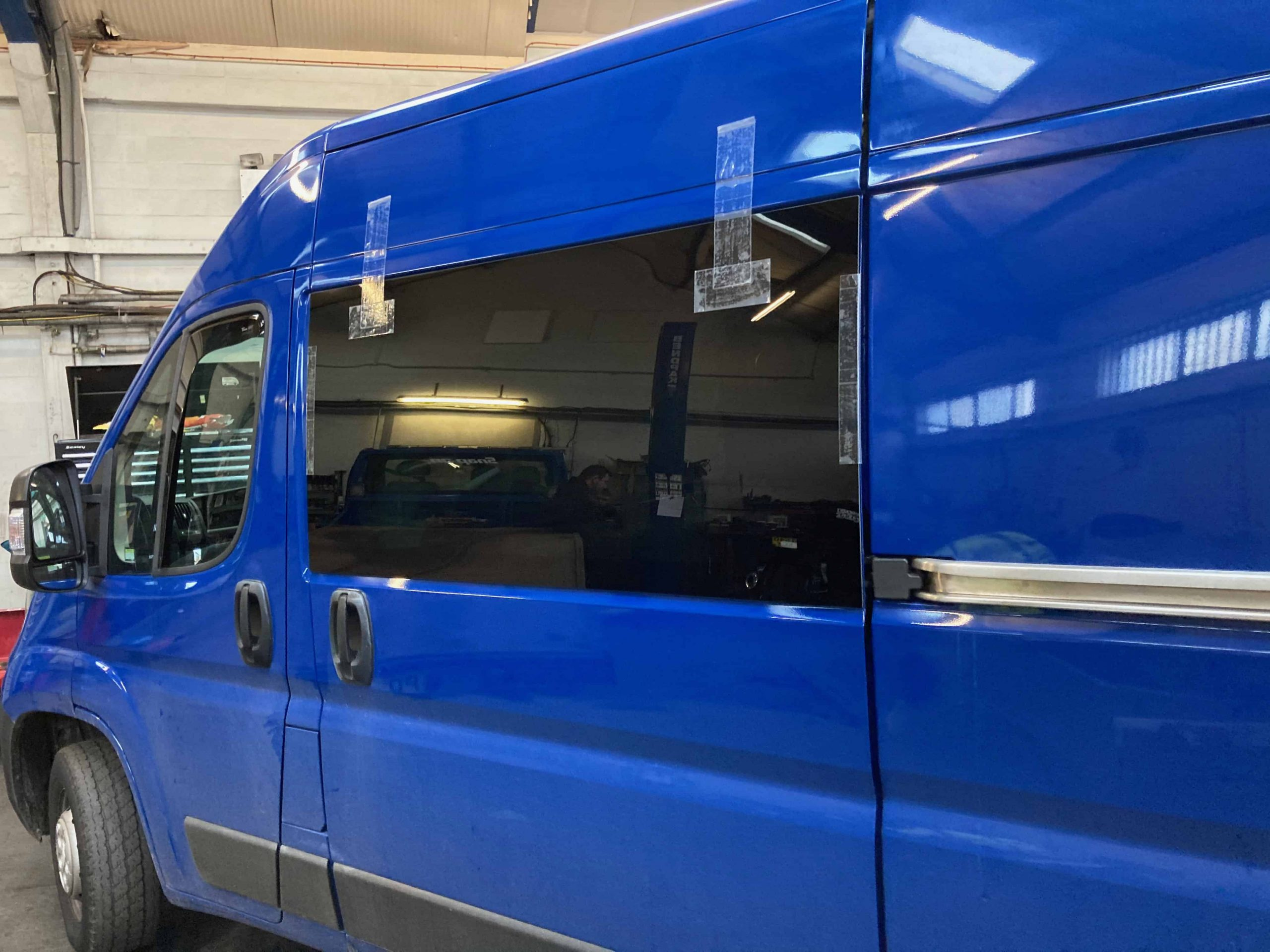 Citroen Relay Van Conversion