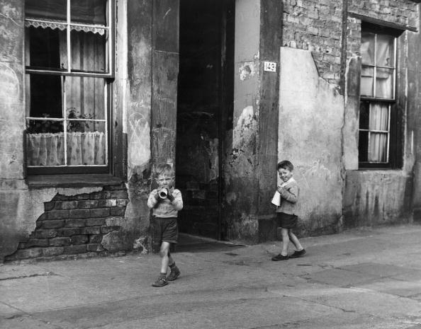 Glasgow Slums